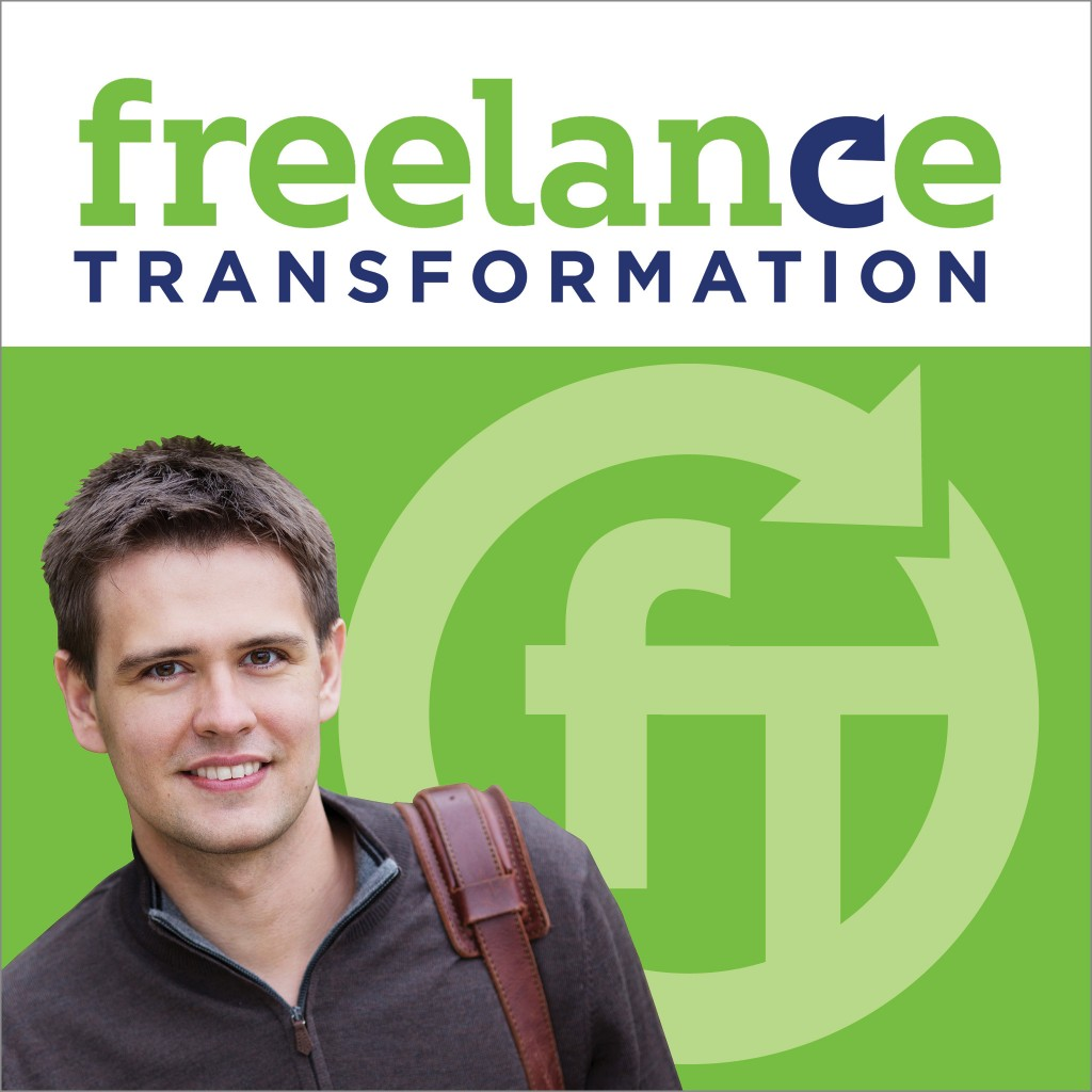 Interview with Matt Inglot, host of Freelance Transformation