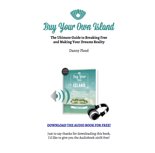 Audio book offer