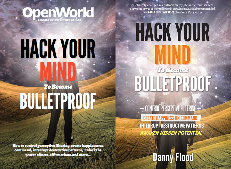 Hack Your Mind to Be Bulletproof by Danny Flood