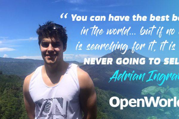 Adrian Ingram, of Freedom Self Publishing, shares his secrets for earning massive money self publishing on Amazon.
