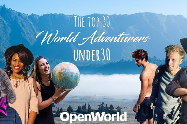 The Top 30 Adventurers in the World Under 30