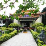 Kek Lok Si temple in Penang, Malaysia.