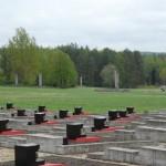 Cemetary at Khatyn, Belarus