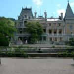 Czar's Palace in Yalta