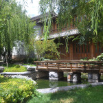 The exquisite hotel Crowne Plaza Lijiang.