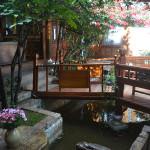 The exquisite hotel Crowne Plaza Lijiang.