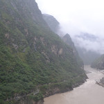 Tiger Leaping Gorge of China.