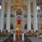 Ornate architecture in Tula.