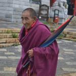 Local near Songzanlin Monastery.