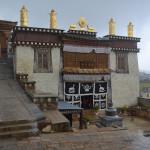 Songzanlin Monastery of Yunnan, China.