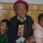 Naxi people in Baisha.