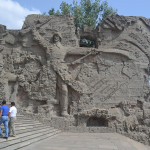 Monument at Volgograd.