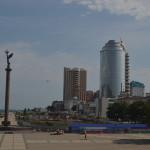 Streets of Novorossiysk.
