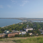 Coastline in Kerch.