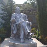 Statue in Kerch.