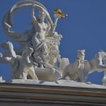 Statues in Odessa.
