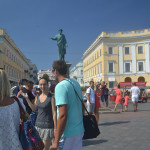 Streets of Odessa.
