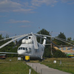State Aviation Museum in Kiev.
