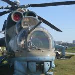 State Aviation Museum in Kiev.