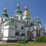 Kiev cultural building.