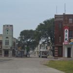 National movie studios in Pyongyang.