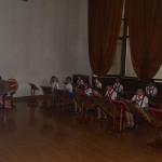 Classroom in Pyongyang.
