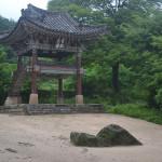 Sokwang temple in North Korea.