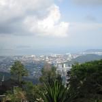 Bukit Bendara (Penang Hill) in Malaysia.