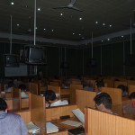 An English language class in Pyongyang, the capital of North Korea.