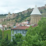 Old town of Tbilisi