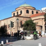 Saint Sofia Church in Thessaloniki