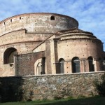 """The Rotunda of St George,"" the oldest church in Thessaloniki"
