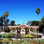 Beautiful Balboa Park in San Diego