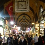 Grand Bazaar is a busy place