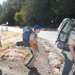 Backpacking for kids