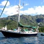 Ua Pou island, Marquesas