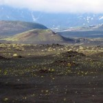The remote Kamchatka Peninsula.