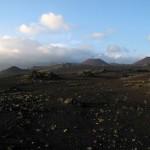 Barren land in Kamchatka.