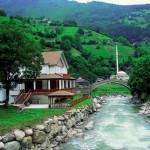 Rize province in Turkey.