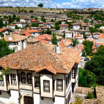 Ottoman houses in Safranbolu.