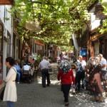 Colourful alleys of Safranbolu.