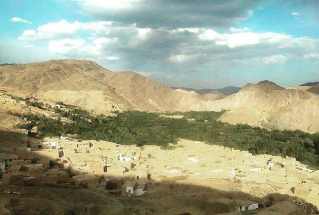 Afghanistan scenery.
