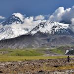 Volcanoes of Kamchatka.