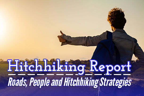 Hitchhiking Japan Report: Roads, People, and Strategies