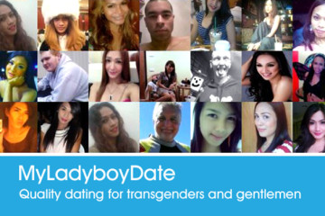 MyLadyboyDate, founded by Cyril Mazur.