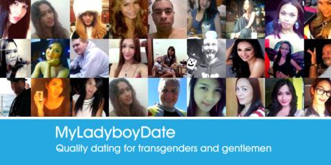 MyLadyboyDate, founded by Cyril Mazur.