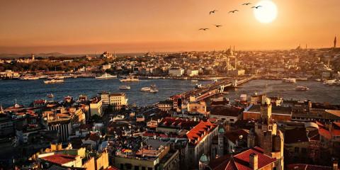 Turkey, land of wonder.