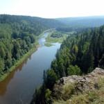 The Yenisei River, Tuva.