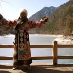 Johnny Ward at Jiuzhaigou National Park