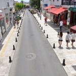 Cevat Şakir Caddesi street in Bodrum.